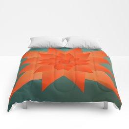 Origami Forest Birds  Comforters