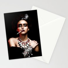 Lady Smoke Stationery Cards