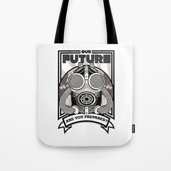 Are You Prepared? Tote Bag
