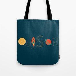 Quasar Tote Bag