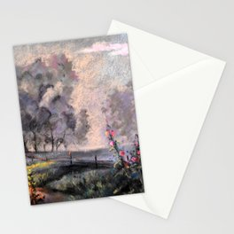On the Sunset Stationery Cards