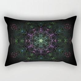 Gaia Mandala Rectangular Pillow