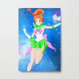 Sailor Chibi Chibi Metal Print