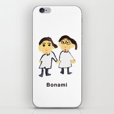 Bon ami !! iPhone & iPod Skin