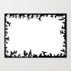 Emptiness 001 Canvas Print