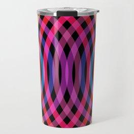 Ripple pattern Travel Mug