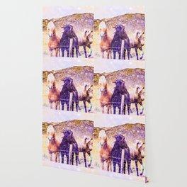 Southwest Horse Ranch Horses Wallpaper