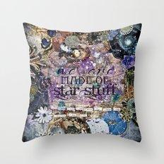 Star Stuff III Throw Pillow