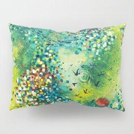 Dimensions of Flow Pillow Sham