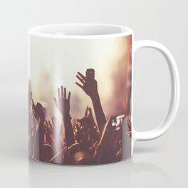 Fans concert Music Coffee Mug