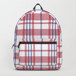 Hong Kong Red-white-blue bag Backpack