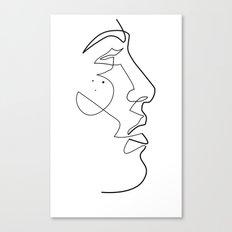 Artlessness II Canvas Print