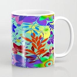 Flowers Explosion Coffee Mug