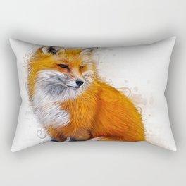 The Fox Rectangular Pillow