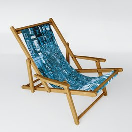 Circuitry Abstract Sling Chair