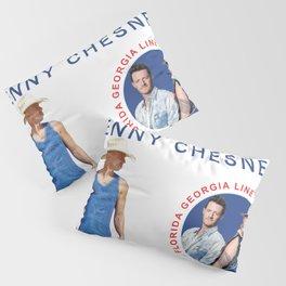 KENNY CHESNEY,FLORIDA GEORGIA LINE - CHILLAXIFICATION TOUR 2020 Pillow Sham