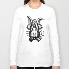 Captain Bunny Long Sleeve T-shirt