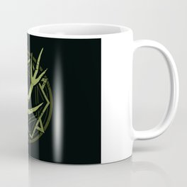 The Elder Sign - Lovecraft Symbol Coffee Mug