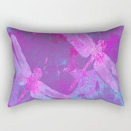 Dragonflies ZZZ Rectangular Pillow