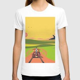 Farmhouse Hitchhiker T-shirt