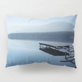 Blue Lake Pillow Sham
