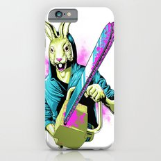 Rabbit With A Chainsaw iPhone 6s Slim Case