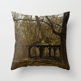 "Central ""Freaky"" Park Throw Pillow"