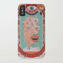 Monster Focals iPhone Case