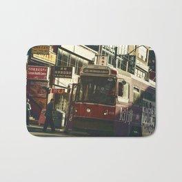505 Dundas Streetcar China Town Bath Mat
