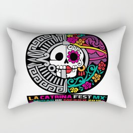 La Catrina Fest MX 2015 Rectangular Pillow