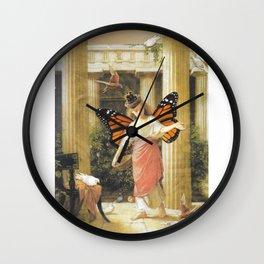 Birdfeeder Wall Clock