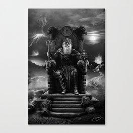 IV. The Emperor  Canvas Print