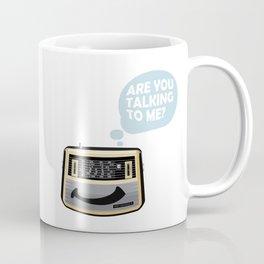 Don't forget good ol' radio Coffee Mug