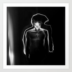 Light him Art Print