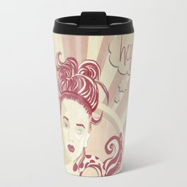 Pandora lost an eye Travel Mug