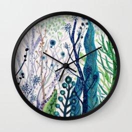 les algues Wall Clock