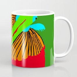 The Spectacular Flying Fish Coffee Mug