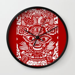 Chinese style Wall Clock