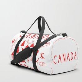 Canada Duffle Bag