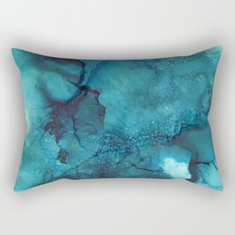 Blue Dream Rectangular Pillow