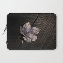 the lifelines of fall Laptop Sleeve