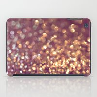 beth hoeckel iPad Cases featuring Mingle by Lisa Argyropoulos