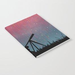 Meteor Shower Notebook