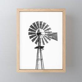 Windmill No. 1 Framed Mini Art Print