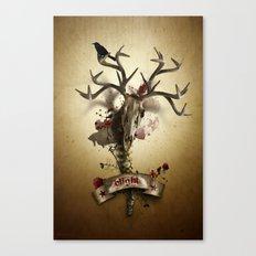 Blight Canvas Print