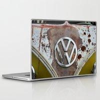 volkswagen Laptop & iPad Skins featuring volkswagen by Aaron Joslin Photography