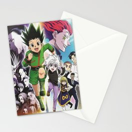 HunterXHunter Stationery Cards