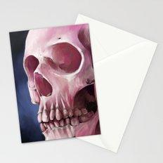Skull 7 Stationery Cards