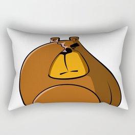Barry Bear Rectangular Pillow