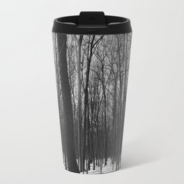 Trees in the forest Travel Mug